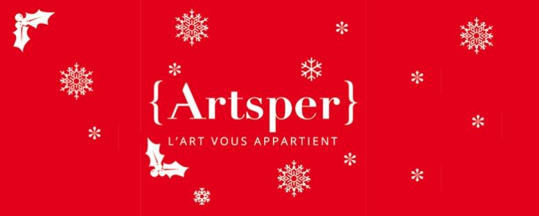 artsper Noel cadeaux
