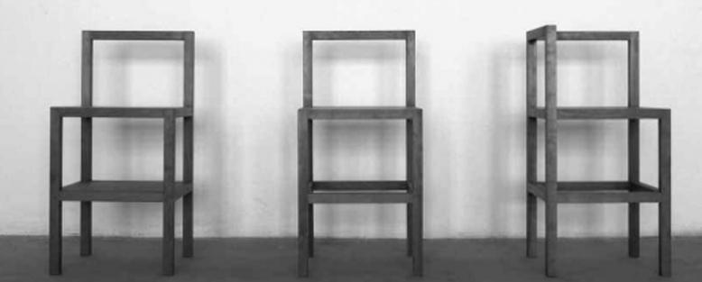 Un catalogue d di au mobilier en s rie de donald judd for Art minimal livre