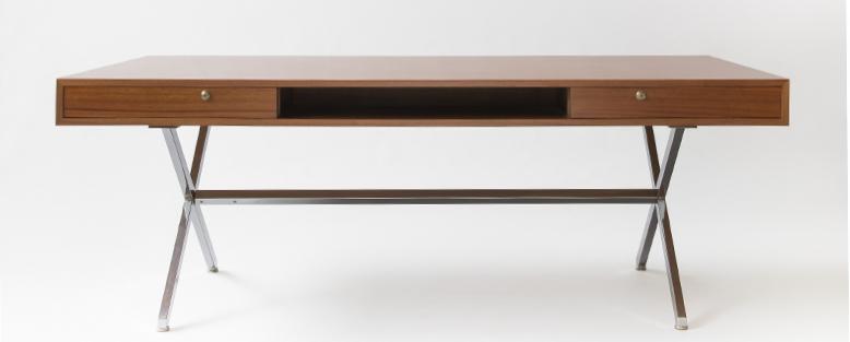 la galerie pascal cuisinier expose le design fran ais de 1951 1961 au pad paris 2014. Black Bedroom Furniture Sets. Home Design Ideas