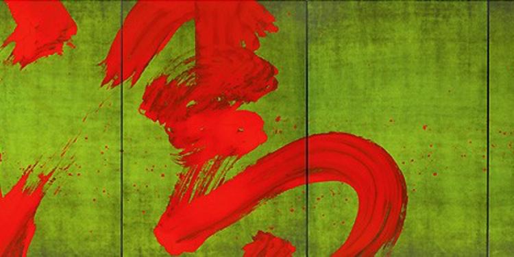 l u0026 39 artiste fabienne verdier expose  u00c0 la galerie jaeger